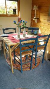 binnen tafel en interieur